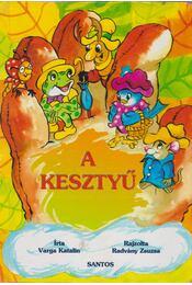 A kesztyű - Varga Katalin - Régikönyvek
