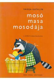 Mosó Masa mosodája - Varga Katalin - Régikönyvek