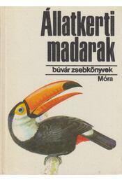 Állatkerti madarak - Vargha Béla - Régikönyvek