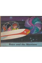 Peter and the Martians - Várnai György - Régikönyvek