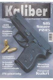 Kaliber 2002. szeptember 5. évf. 9. szám (53.) - Vass Gábor - Régikönyvek