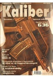 Kaliber 2003. február 6. évf. 2. szám (58.) - Vass Gábor - Régikönyvek