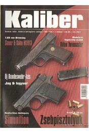 Kaliber 2004. január 7. évf. 1. szám (69. ) - Vass Gábor - Régikönyvek