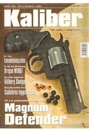 Kaliber 2004. szeptember 7. évf. 9. szám (77.) - Vass Gábor - Régikönyvek