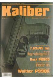 Kaliber 2005. november 8. évf. 11. szám ( 81.) - Vass Gábor - Régikönyvek