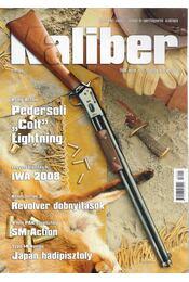 Kaliber 2008. május - Vass Gábor - Régikönyvek