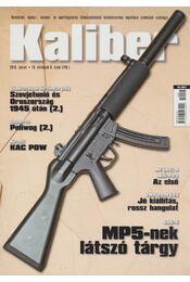 Kaliber 2010.június - Vass Gábor - Régikönyvek