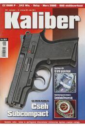 Kaliber 2011. szeptember - Vass Gábor - Régikönyvek