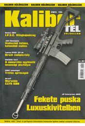 Kaliber 2011. Tél különszám - Vass Gábor - Régikönyvek