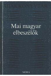 Mai magyar elbeszélők - Véber Károly - Régikönyvek