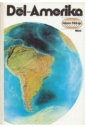 Dél-Amerika - Vécsey Zoltán - Régikönyvek