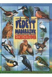 Védett madaraink kislexikona - Régikönyvek