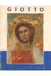 Giotto - Végvári Lajos - Régikönyvek