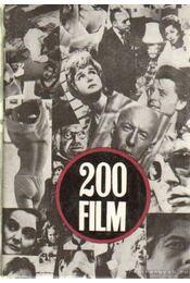 Kétszáz film - Veress József - Régikönyvek