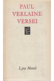 Paul Verlaine versei - Verlaine, Paul - Régikönyvek