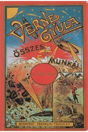 Az arany meteor - Verne Gyula - Régikönyvek
