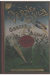 A rejtelmes sziget I-II. kötet (bordó) - Verne Gyula - Régikönyvek
