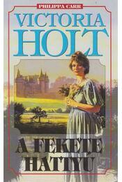 A fekete hattyú - Victoria Holt - Régikönyvek