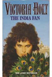 The India Fan - Victoria Holt - Régikönyvek