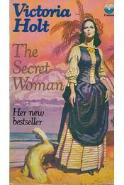 The Secret Woman - Victoria Holt - Régikönyvek