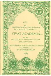 Vivat Academia - Régikönyvek