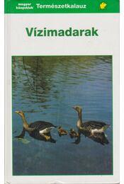Vízimadarak - Frieder Sauer - Régikönyvek