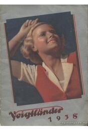 Voigtlander 1938 - Régikönyvek