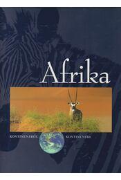 Afrika - Vojnits András - Régikönyvek