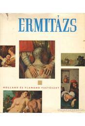 Ermitázs - Holland és flamand festészet - W. F. Levinzon-Lesszing - Régikönyvek