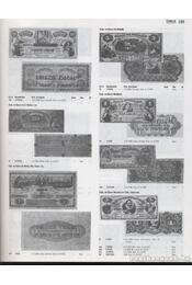 Standard Catalog of World Paper Money - Vol 1 - Pick, Albert - Régikönyvek