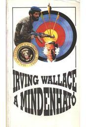 A mindenható - Wallace, Irving - Régikönyvek