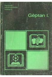 Géptan I. - Walledums Árpád - Régikönyvek