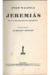 Jeremiás - Walpole, Hugh - Régikönyvek
