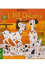 A 101 kiskutya - Walt Disney - Régikönyvek