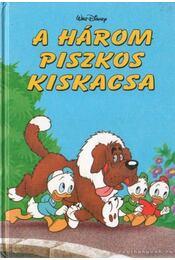 A három piszkos kiskacsa - Walt Disney - Régikönyvek