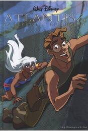Atlantisz - Walt Disney - Régikönyvek