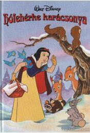 Hófehérke karácsonya - Walt Disney - Régikönyvek