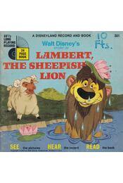 Lambert, the sheepish lion - Walt Disney - Régikönyvek