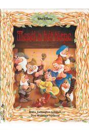 Mesél a hét törpe - Walt Disney - Régikönyvek