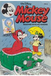 Mickey Mouse 1991/4 - Walt Disney - Régikönyvek