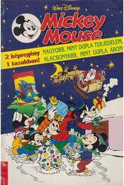 Mickey Mouse 1993/12 - Walt Disney - Régikönyvek