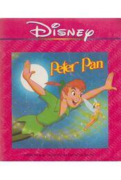 Peter Pan - Walt Disney - Régikönyvek