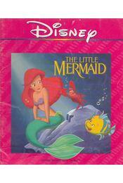 The Little Mermaid - Walt Disney - Régikönyvek