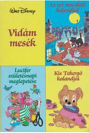 Vidám mesék - Walt Disney - Régikönyvek