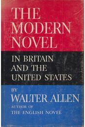 The Modern Novel - Walter Allen - Régikönyvek