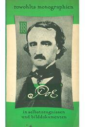 Edgar Allan Poe in Selbstzeugnissen und Bilddokumenten - Walter Lennig - Régikönyvek