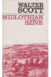 Midlothian szíve - Walter Scott - Régikönyvek