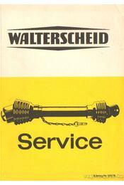 Walterscheid - Service Katalog Nr. 250/III. - Régikönyvek