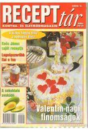 Recepttár 2000/2 - Wanatka Gabriella - Régikönyvek