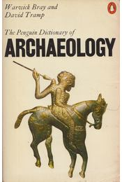 The Penguin Dictionary of Archaeology - Warwick Bay, David Trump - Régikönyvek